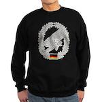 West German Paratrooper Sweatshirt (dark)