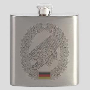 West German Paratrooper Flask