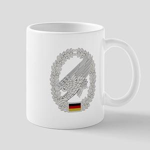 West German Paratrooper Mug