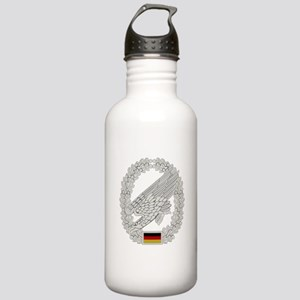 West German Paratrooper Stainless Water Bottle 1.0