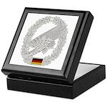 West German Paratrooper Keepsake Box