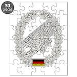 West German Paratrooper Puzzle