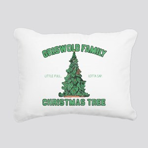 Griswold Family Tree Rectangular Canvas Pillow