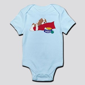Dog Bed Infant Bodysuit
