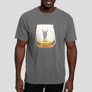 man-in-glass Mens Comfort Colors Shirt