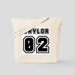 TAYLOR JERSEY 00 Tote Bag
