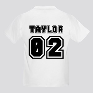 TAYLOR JERSEY 00 Kids T-Shirt