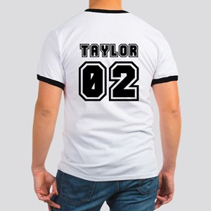 TAYLOR JERSEY 00 Ringer T