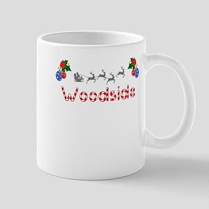 Woodside, Christmas Mug
