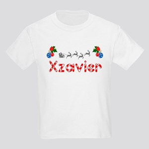 Xzavier, Christmas Kids Light T-Shirt