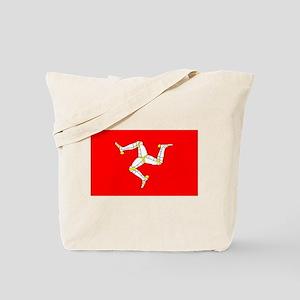 Isle of Man Tote Bag