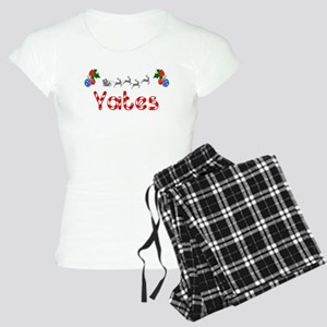 Yates, Christmas Women's Light Pajamas