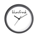 bluesfreak Wall Clock