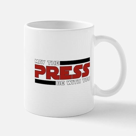 Unique Media Mug