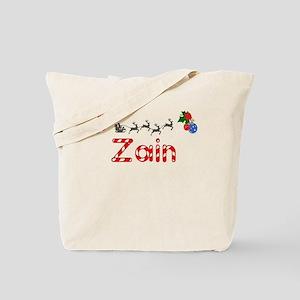 Zain, Christmas Tote Bag