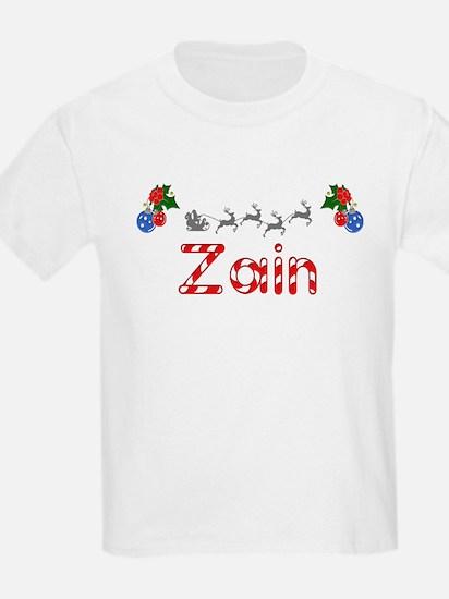 Zain, Christmas T-Shirt