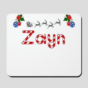 Zayn, Christmas Mousepad