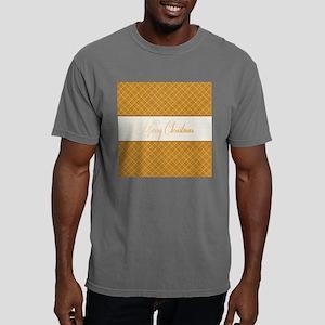 Plaid Merry Christmas Sh Mens Comfort Colors Shirt