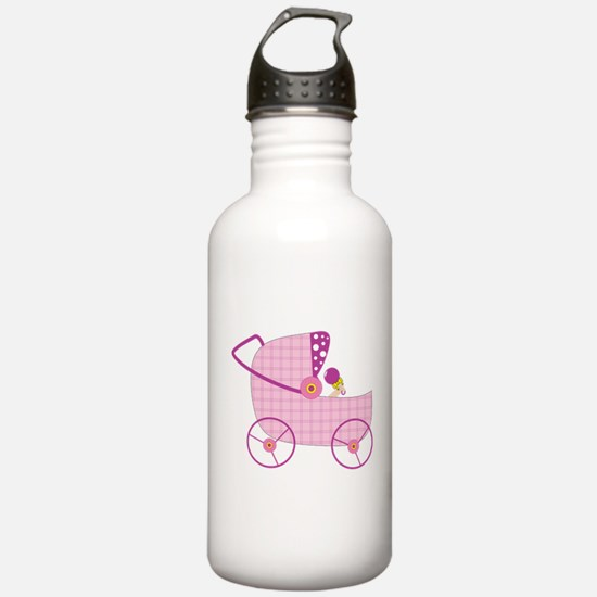 Baby Stroller Water Bottle