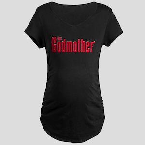 The Godmother Maternity Dark T-Shirt