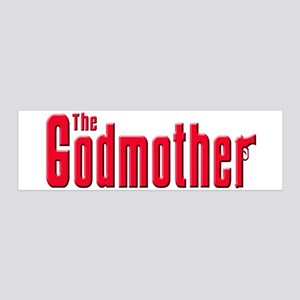 The Godmother 36x11 Wall Decal