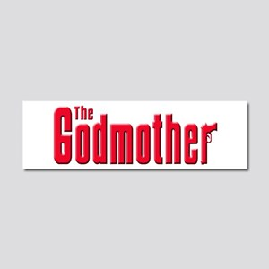 The Godmother Car Magnet 10 x 3