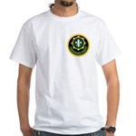 2nd ACR White T-Shirt