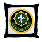 2nd ACR Throw Pillow