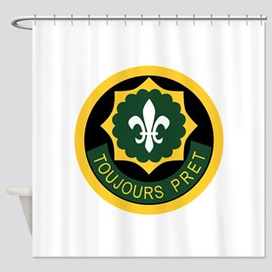 2nd ACR Shower Curtain