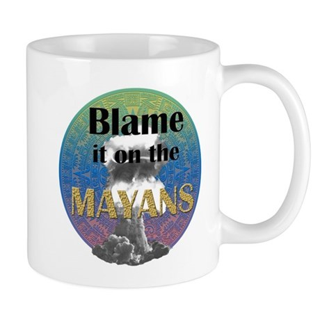 Mayan Armageddon Mug
