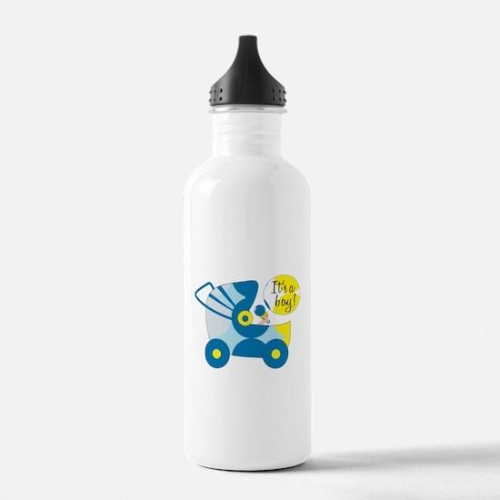 Its A Boy Water Bottle