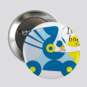 "Its A Boy 2.25"" Button"