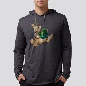 chubby-bunny Mens Hooded Shirt