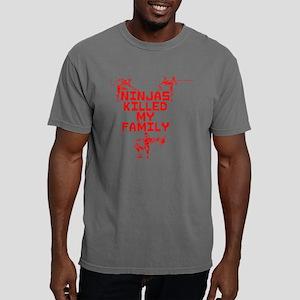 ninjasKill-final-5 Mens Comfort Colors Shirt