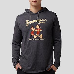 frennameins-DKT Mens Hooded Shirt
