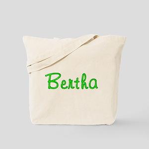 Bertha Glitter Gel Tote Bag