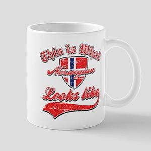norwegian Mugs
