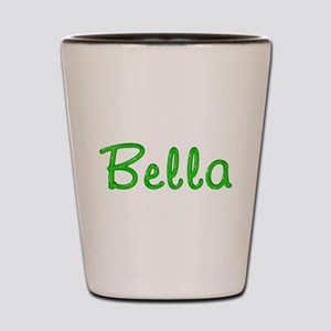 Bella Glitter Gel Shot Glass