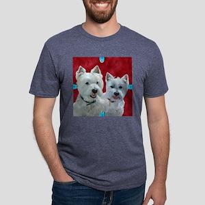 tucclk Mens Tri-blend T-Shirt