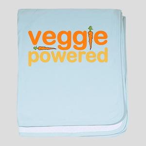 Veggie Powered baby blanket