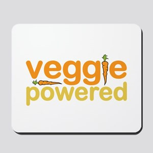 Veggie Powered Mousepad