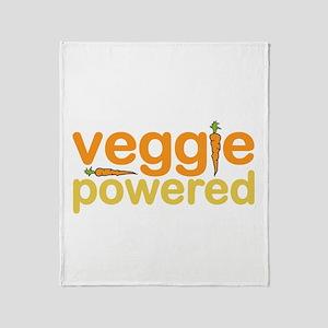 Veggie Powered Throw Blanket