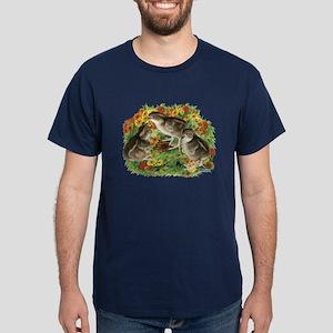 Bobwhite Chick Garden Dark T-Shirt