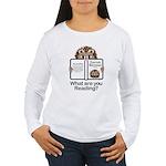 Hedgehog Women's Long Sleeve T-Shirt