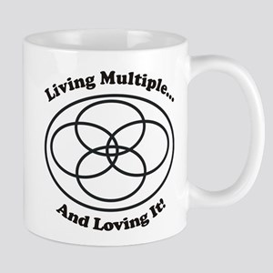 Living Multiple Loving It! Mug