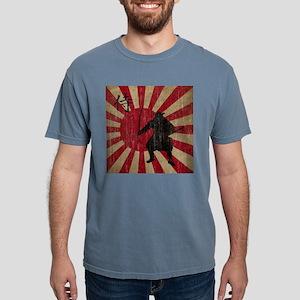Vintage Samurai Mens Comfort Colors Shirt