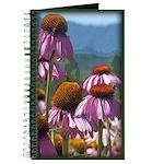 Healing Echinacea Garden Notebook Journal