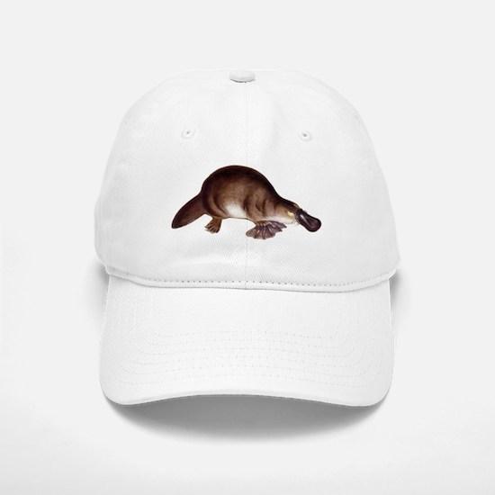 Platypus Baseball Baseball Cap