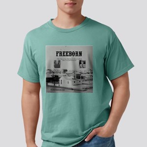 freebornoldpillow Mens Comfort Colors Shirt