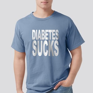 diabetessuckswht Mens Comfort Colors Shirt
